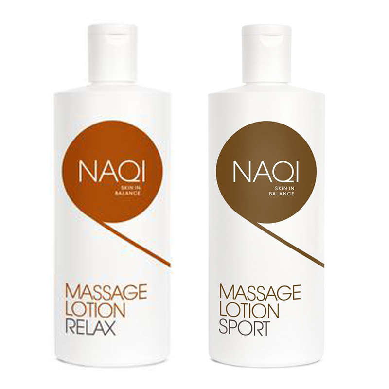 Massage Lotionen & Cremes Naqi  Massage Lotion Sport Neu 500 Ml